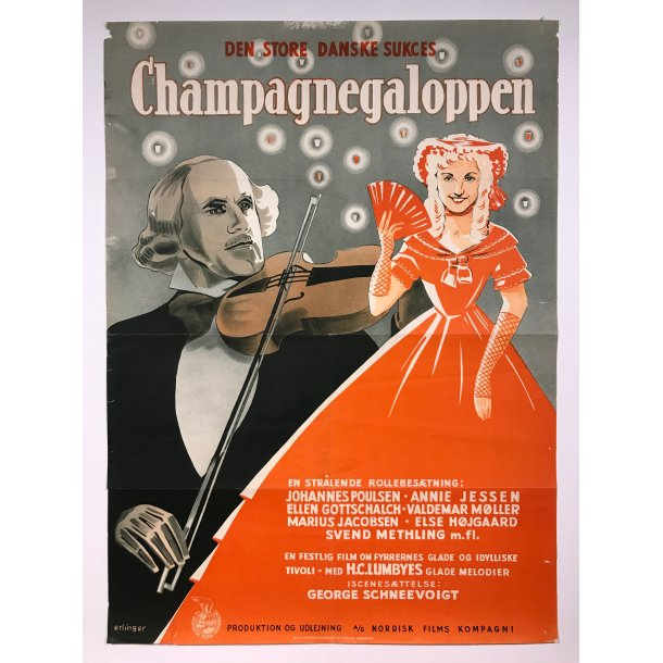 Champagnegaloppen
