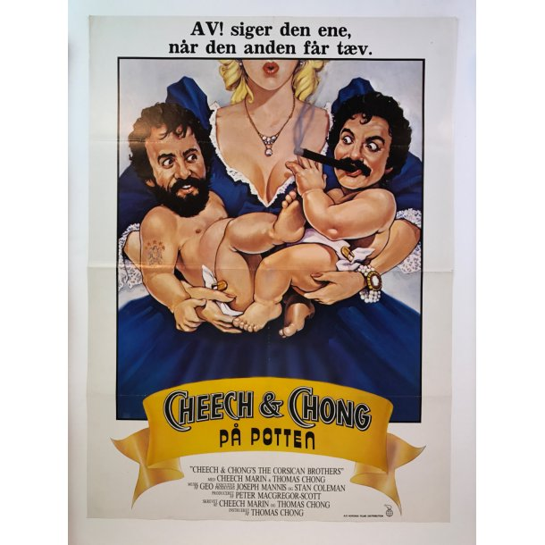 Cheech & Chong på potten